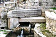 La fontana monumentale del Sambuco ...